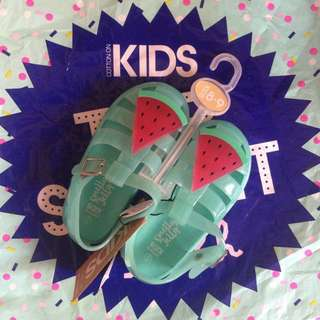 SALE🎉🎉cotton on Smelly Jelly Sandals