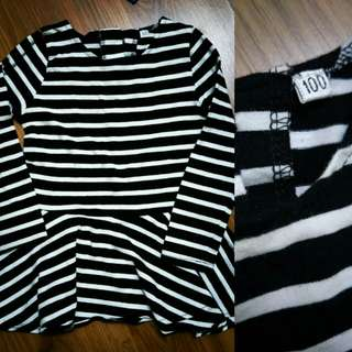 Preloved Stripe Dress