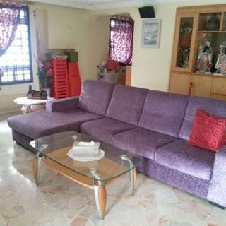 Rare Corner Exec Apt HDB in Pasir Ris St 21, spacious, high floor, well-maintained, move-in condition