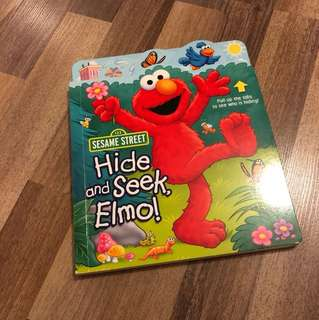 Sesame Street - Hide and Seek Elmo