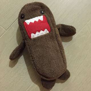 DomoKun plush pen-case