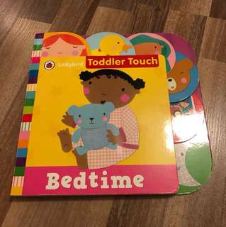 Lady Bird Toddler Touch - Bedtime