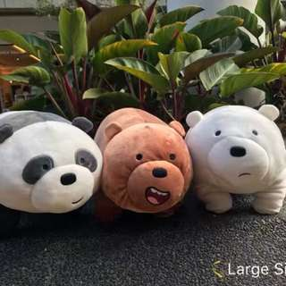 🐻 We bare bear large on selling