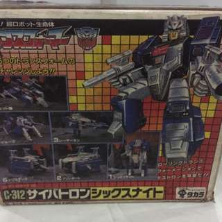 Takara Transformers Quickswitch