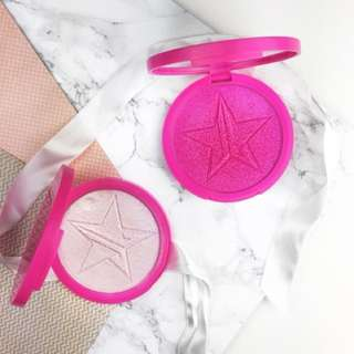 AUTHENTIC JEFFREE STAR SKINFROST