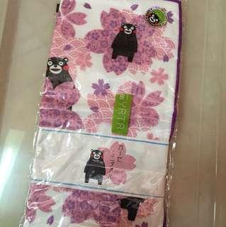 熊本熊綿手巾