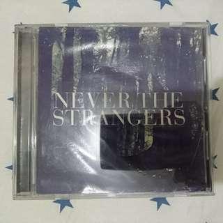Never the Strangers CD