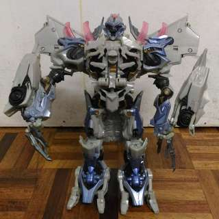 Transformers Movie Leader Class Megatron