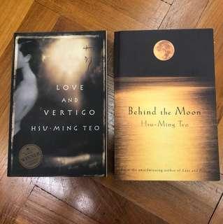 Hsu-ming Teo books