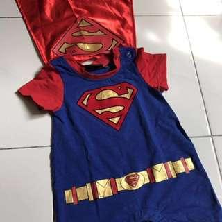 Baby Superman Romper (Original)