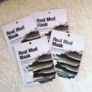 Royal Skin Real Mud Mask