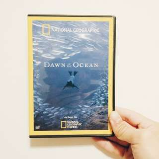 National Geographic: Dawn Of The Ocean DVD