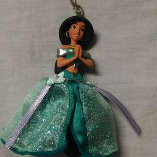 Disney Jasmine Aladdin keychain