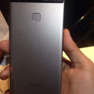 For sale or swap Huawei P9 32gb Titanium gray