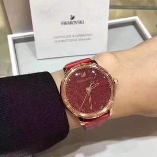 swarovski watch for women watch brand new full packages