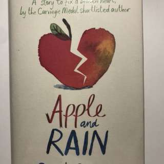 Book - Apple and Rain