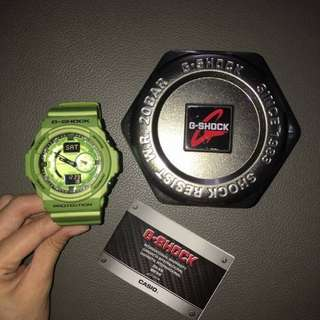 G-Shock for sale (2x palang nagagamit)
