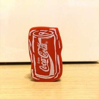 Coca Cola 可口可樂擦膠