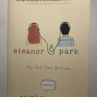 Book - Eleanor & Park