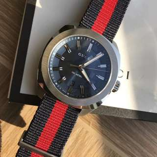 Gucci watch 38mm size brand new full packages