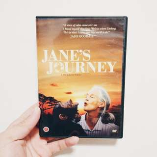 Jane Goodall's : Jane's Journey DVD