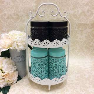 Bundle Set (Jars+Tray)