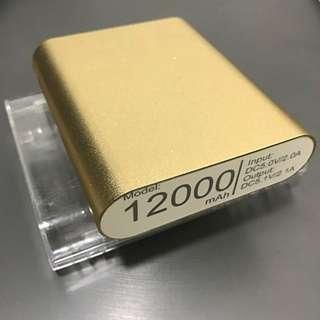 Powerbank 12000mah