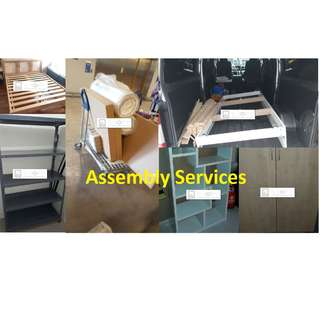 Assembly , carpentry , ID services