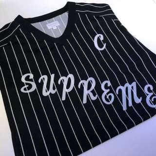 Supreme A.D Baseball Jersey