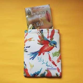 Hummingbird Book sleeve