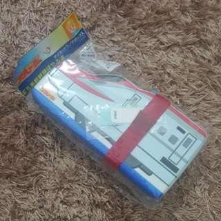 Takara Tomy Train Lunch Box (Red)