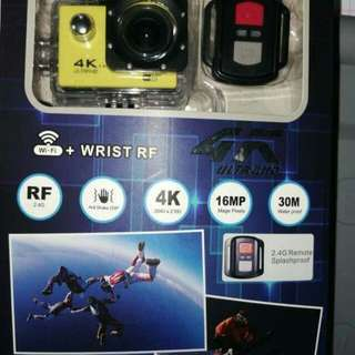Action Camera with remote control!!!