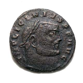 Ancient Roman Coin 313-315AD  Licinius (Siscia)