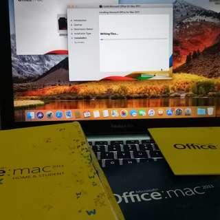 Terima  Instal software office mac apple original