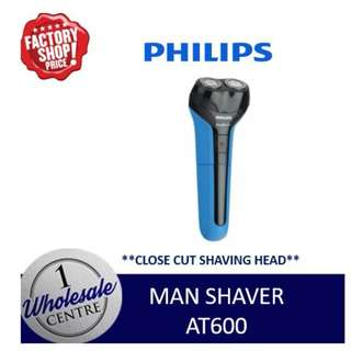 PHILIPS AT600 MAN SHAVER