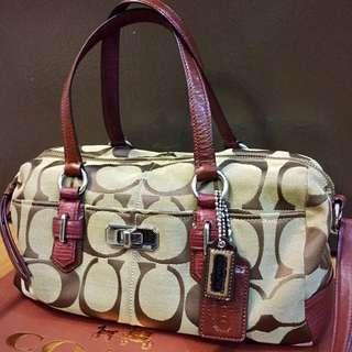 💯 Original COACH Handbag