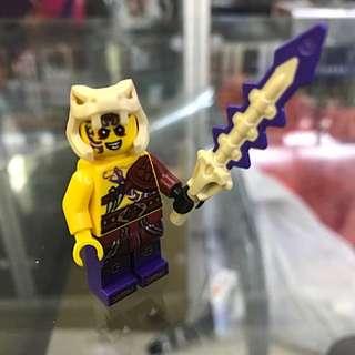 Lego Ninjago Kapau Minifigure