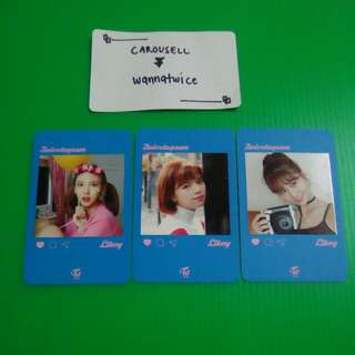Twice Store Goods - Likey Photocard Set