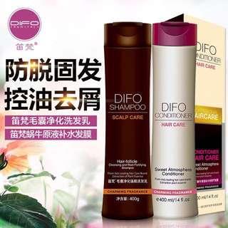 DIFO Scalp & Hair Care