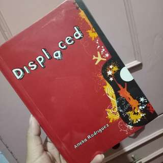 Displaced by Aneka Rodriguez