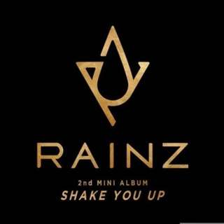 <<代購>>Rainz-Shake You Up