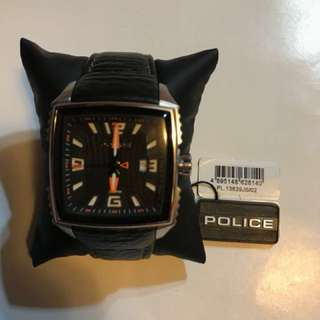 Police 100% Original watch with box