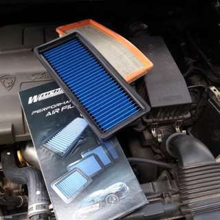 Works Engineering Air Cleaner For Campro