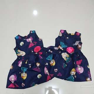 Baby Girl Dress Blue