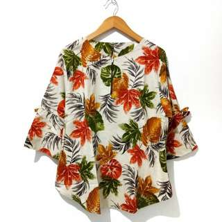 Autumn leaves top Jumbo