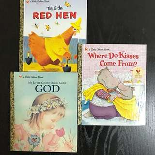 Little Golden Book Collection