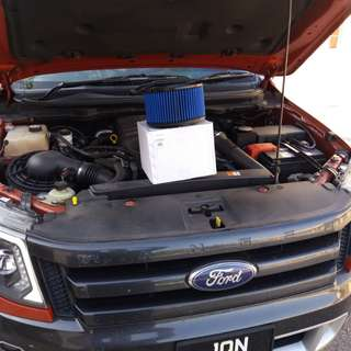 Works Air Cleaner Ford Ranger