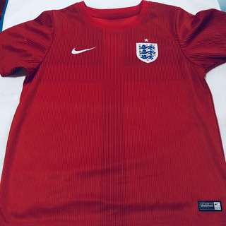 Nike Football Red Shirt