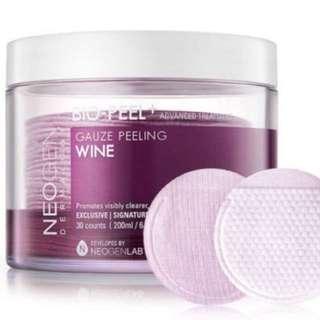 Neogen Dermalogy Wine Bio-Peel Gauze