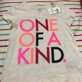 Gap t shirt size 3